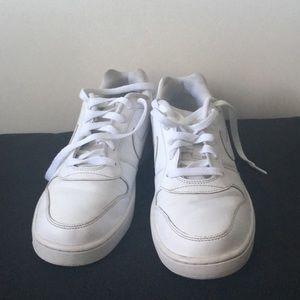 Nike Ebernon Low Triple White